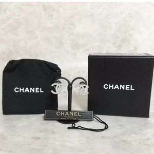 100% Authentic CHANEL earrings
